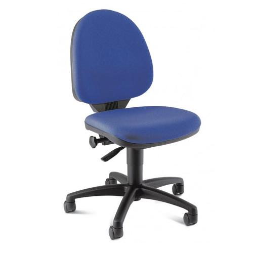 Bureaustoel Top Pro 1 Blauw