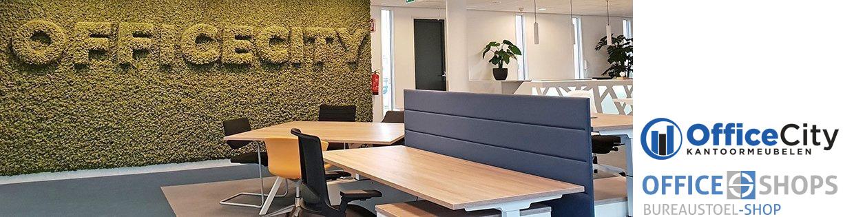 Showroom bureaustoelen Haarlem