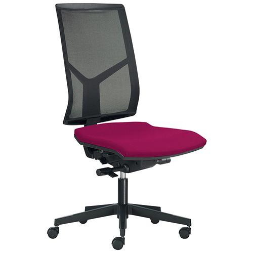 Bureaustoel Zonder Rugleuning.Bureaustoel Opus Netbespanning Bureaustoel Shop Nl