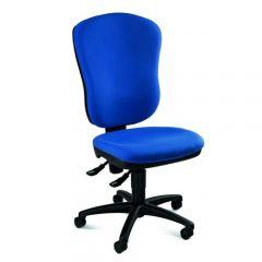 Bureaustoel Point 80 blauw
